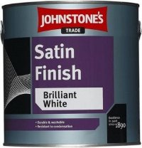 Johnstones Satin Finish краска на растворителе 2,5л